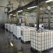 IBC reiniging & Truckwash (TSG)